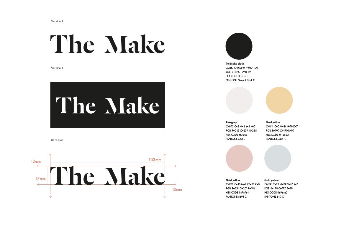 brand design the make